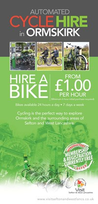 Cycle Hire Expands Again