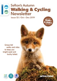 Latest Edition of Walking & Cycling Newsletter - Autumn