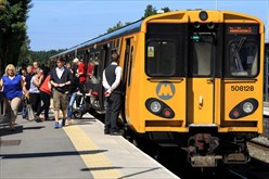 Merseyrail train 1